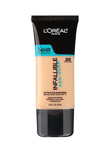 LOreal Paris Infallible Pro Glue  24H Matte Foundation