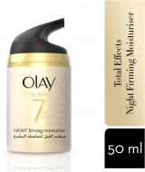 Olay Total Effects 7inOne Night Firming Moisturiser 50 ml