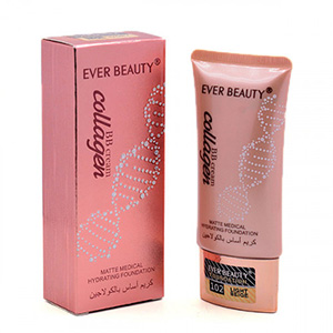 Foundation Ever Beauty with collagen 70Ml