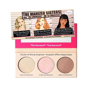 theBalm Ballet 3*1 Haylater and Contour