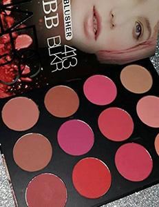 Blush NARS 12 color Palette
