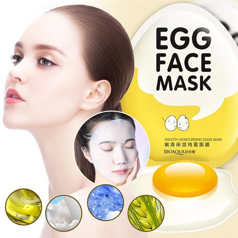 EGG Face Mask for Lightening