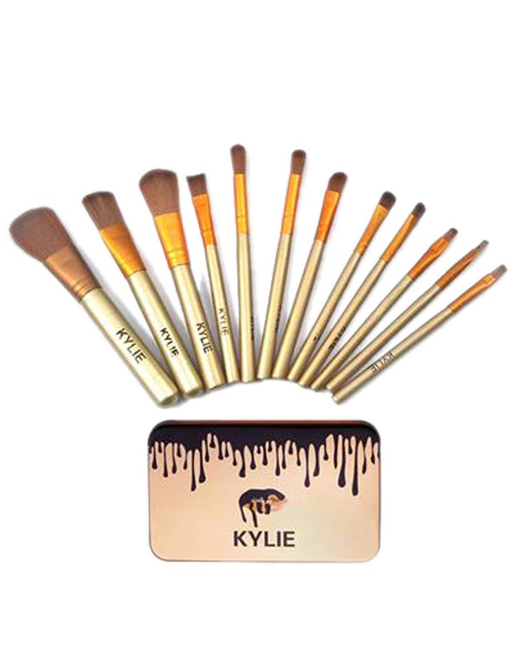 kylie Makeup brushes set-12 pcs