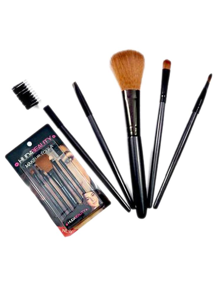 HUDA BEAUTY Makeup brushes set-5 pcs