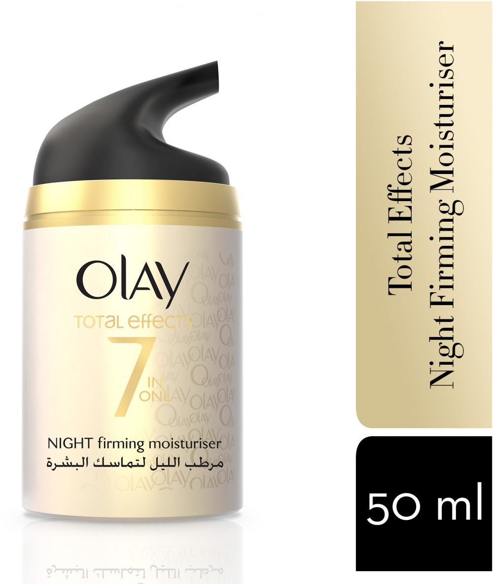 Olay Total Effects 7inOne Night Firming Moisturiser 50 ml