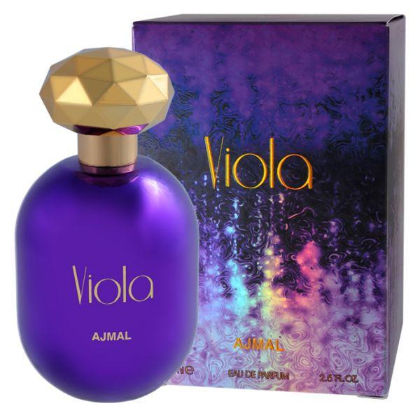 Viola by Ajmal for Women - Eau de Parfum, 75ml