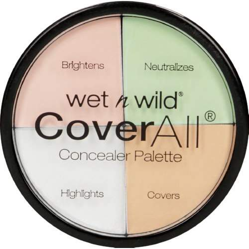 Wet n Wild - Cover All Correcting Palette