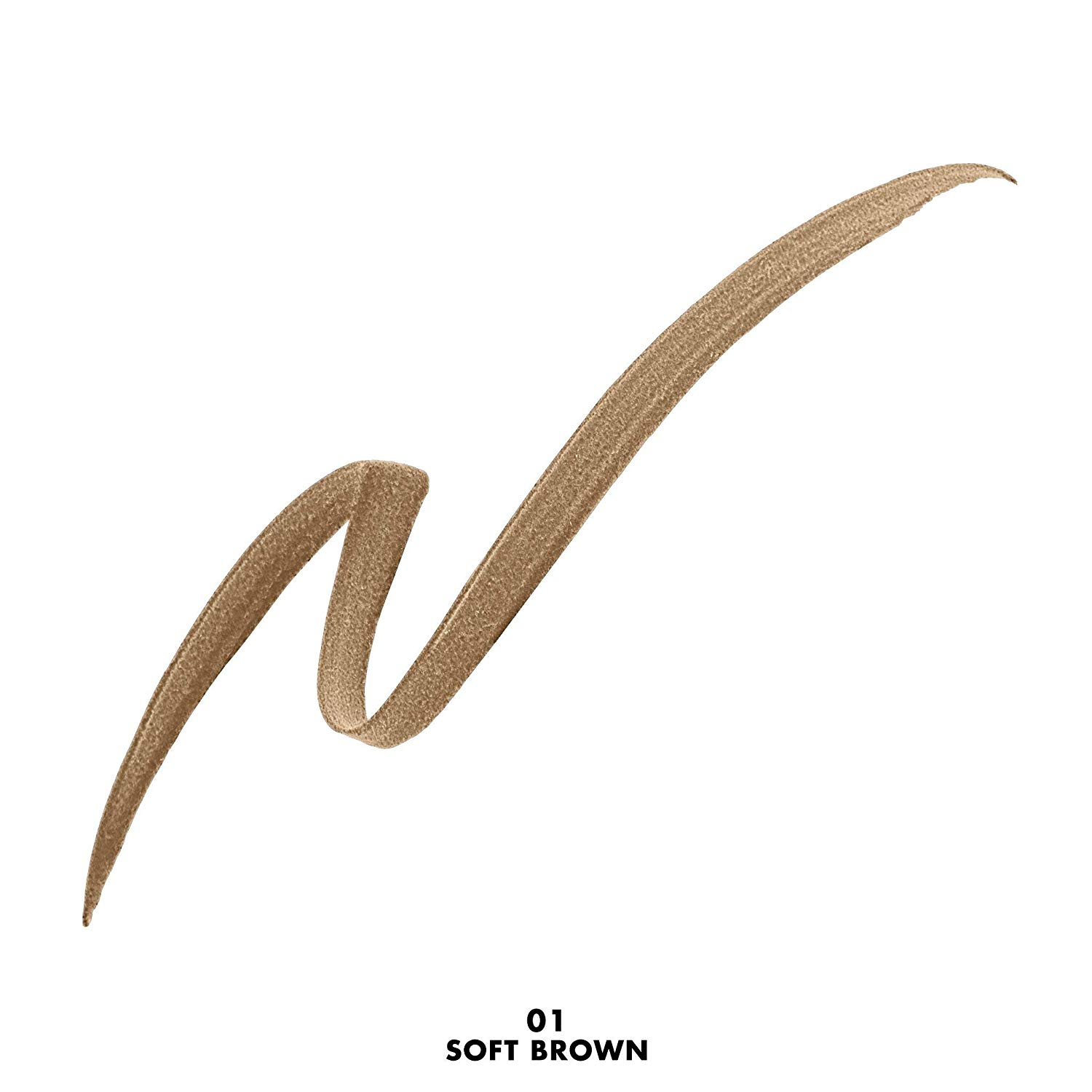 Milani Stay Put Brow Color - Soft Brown