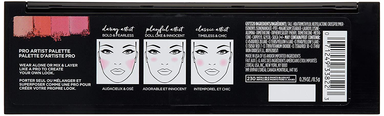 L'Oréal Paris Infallible PAINTS/BLUSH, 0.29 oz.