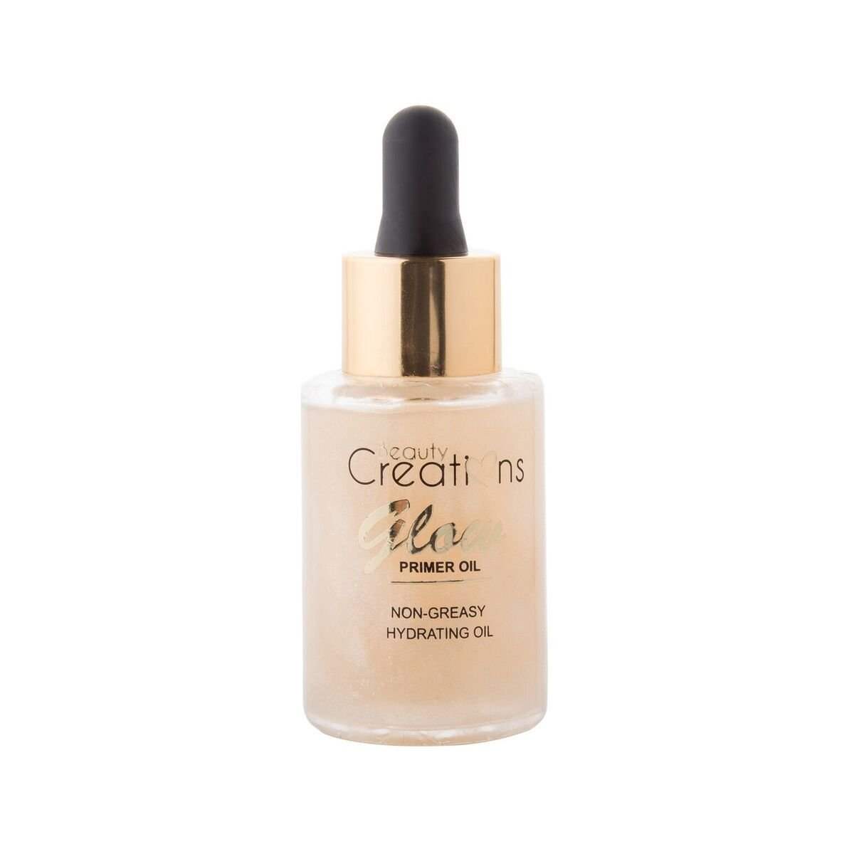 Beauty Creations Glow Primer Oil (Non-Greasy, Hydrating Oil)