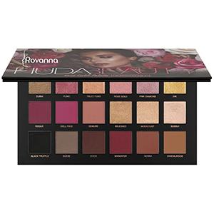Huda Beauty Palette Eyeshadow 18 color