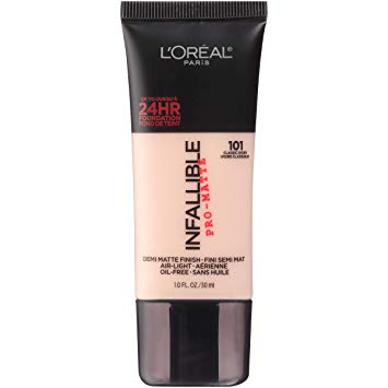 LOreal Paris Infallible 24H Matte Foundation