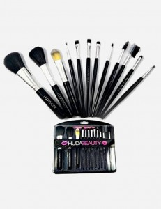 Brushes Huda Beauty 12 pcs