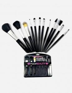 Brushes Huda Beauty 12 pcs