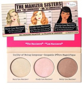 theBalm Ballet 3*1 highlighter and Contour&Blush